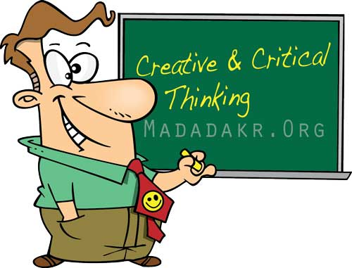 critical and creative thinking skills